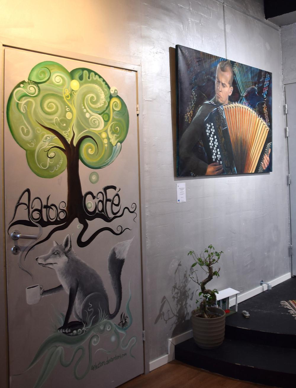 Aatos galleria, Porvoo