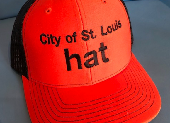 City of St. Louis Hat - Snapback Trucker Cap