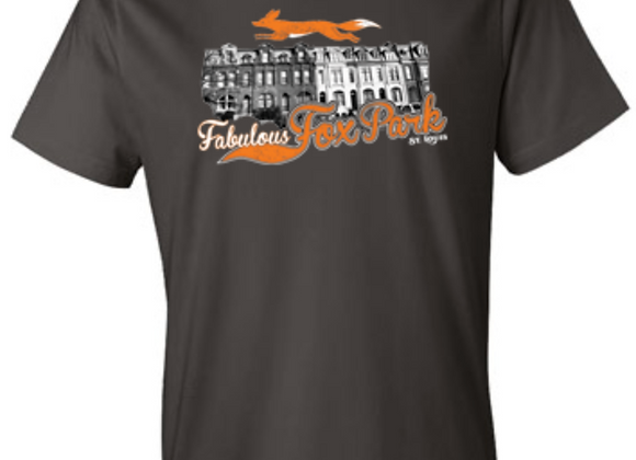Fabulous Fox Park - St. Louis Tee