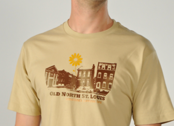 Old North St. Louis - Something's Happening Here Tee