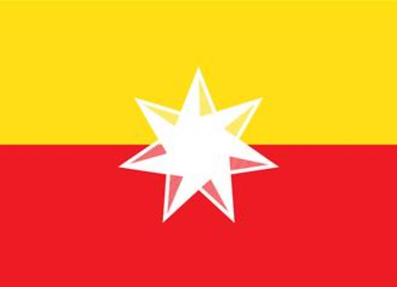 Cherokee Street Flag