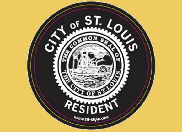 City of St Louis Resident (City Seal)