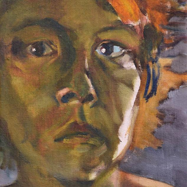 """Self-portrait"", 2006."