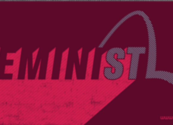 FeminiSTL Sticker