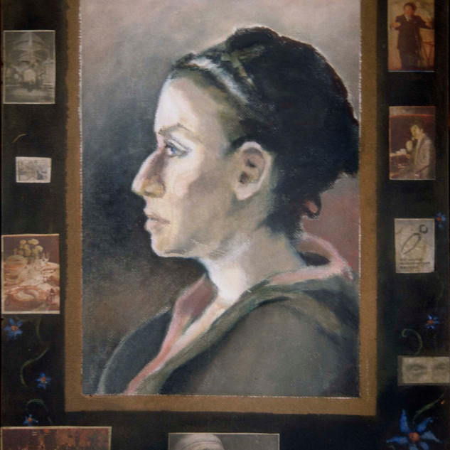 """Judyta"", 2005."