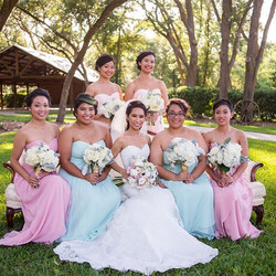 Book your Wedding Day Glam with Kateyez Konfidential Beauty! We offer onsite hair, and makeup servic