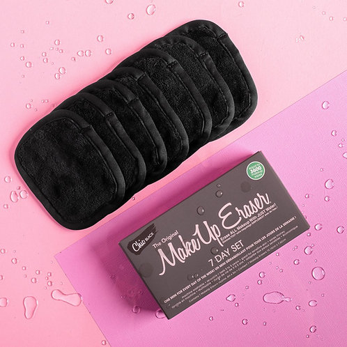 Makeup Eraser - Chic Black 7 Day Set