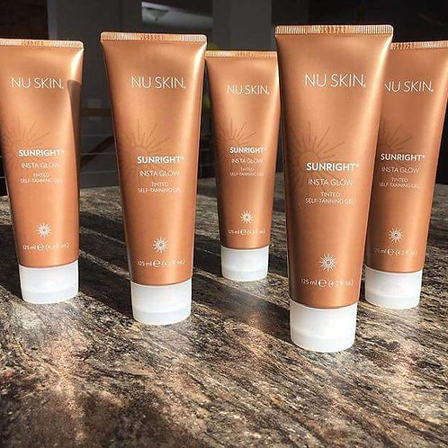 SunRight Instaglow Self Tanning Gel