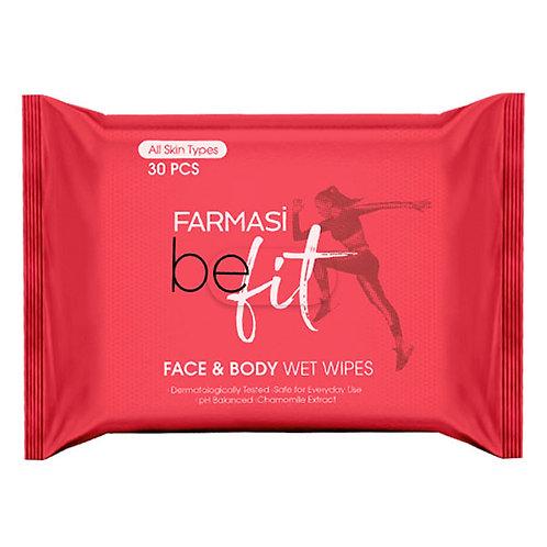 Farmasi BeFit Face & Body Wipes