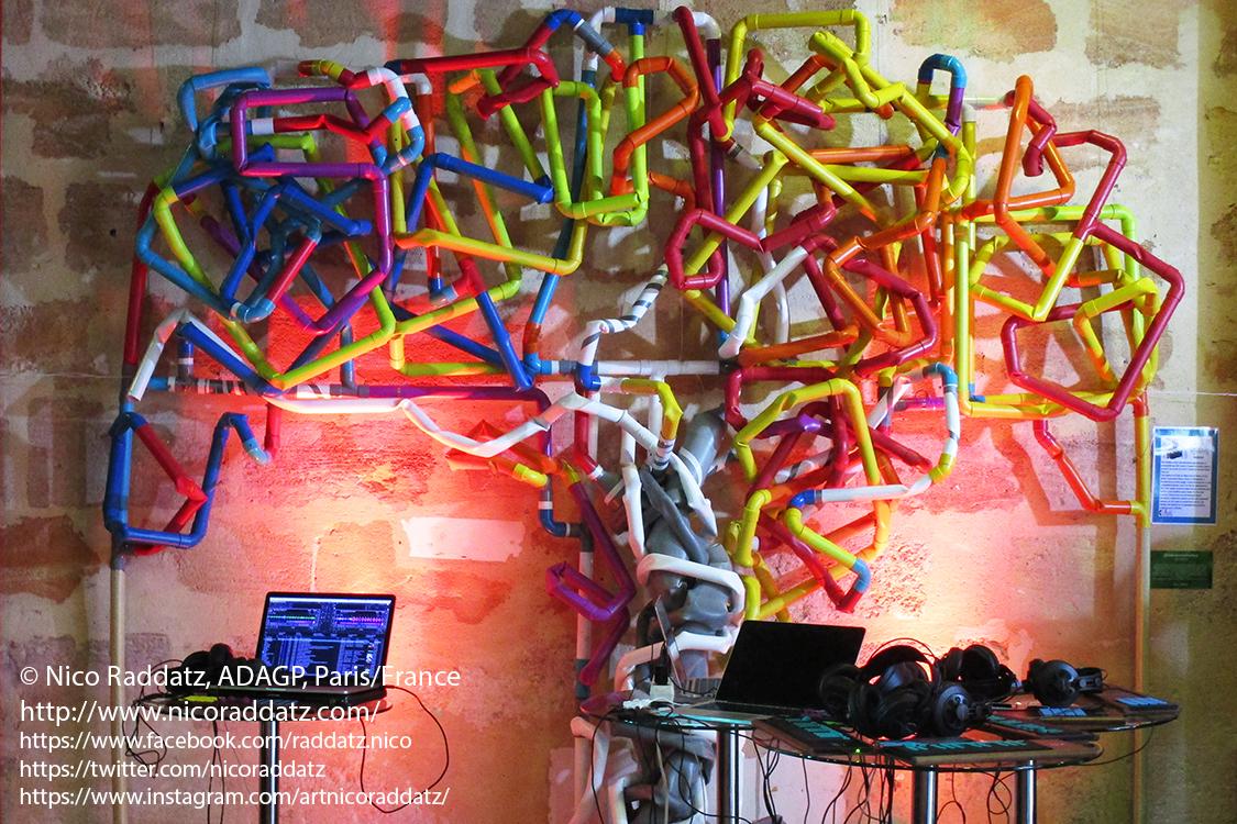 Nico Raddatz / reboisement plastique