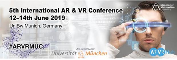 5th International AR VR Conference 2019 | UniBw