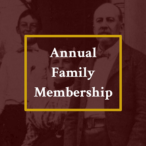 Annual Family Membership