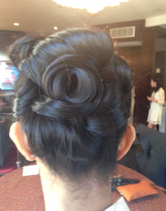 EVENT HAIRSTYLE