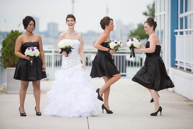 BRIDESMAIDS MAKEUP AND HAIR