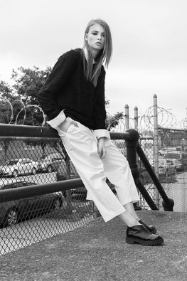 street fashion editorial