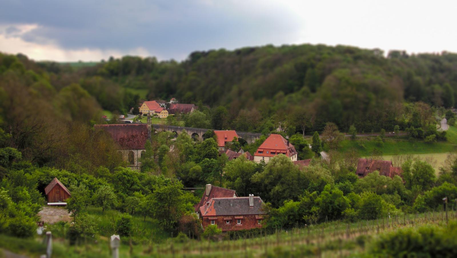 Rothenburg ob-der Tauber