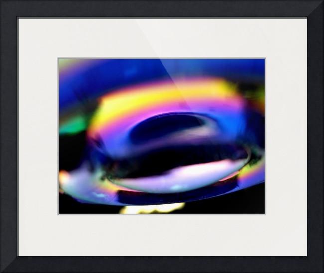 Space Cafe - Framed