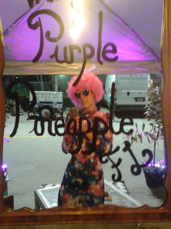 Cosmic Anonymous at Purple Pinapple