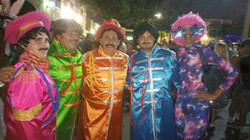 Cosmic Anonymous Meets the Beatles