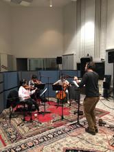Recording Strings