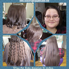 wig for kids hair donation