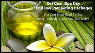 Day Spa Full Day of  Beauty Packages Copperas Cove Tx