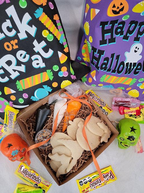Halloween DIY sugar cookie kit