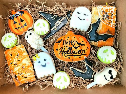 Halloween Sweet Treat box