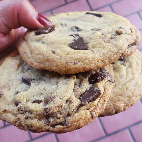 Assorted sugar cookies box