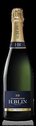 Champagnes H. Blin Classique NM  demi