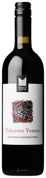 Rocca Bastia Cabernet Veneto 2020