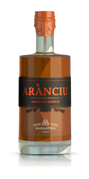 Magiantosa Aranciù amer à l'orange et herbes