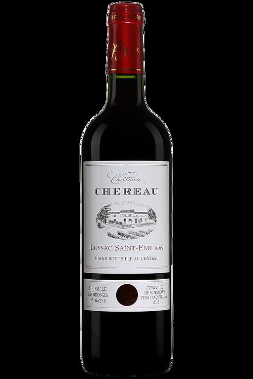 Vignobles Silvestrini Bordeaux Château Chéreau 2016