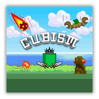 cubism, game, ios, android