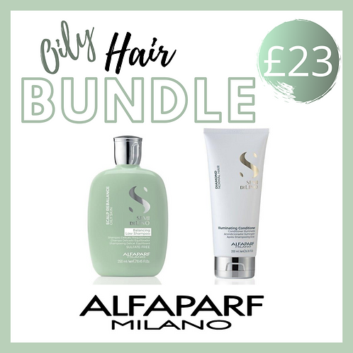 Alfaparf Oily Hair Bundle