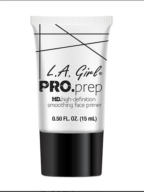 L.A. GIRL PRO.PREP HD HIGH DEFINTION SMOOTHING FACE PRIMER (15ML)