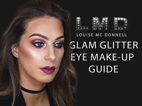 LMD Glitter Glam Make-Up Guide