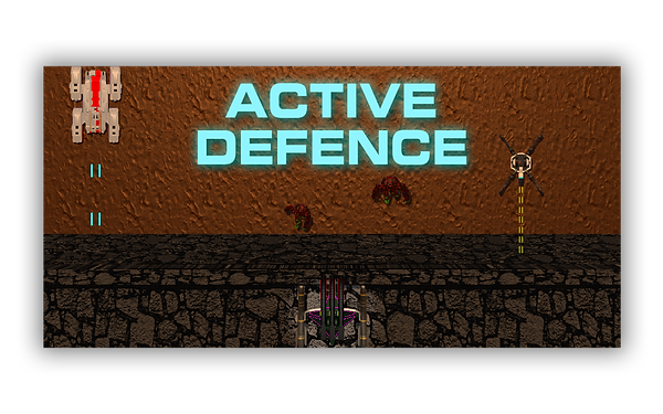 active defence, finale, games, android