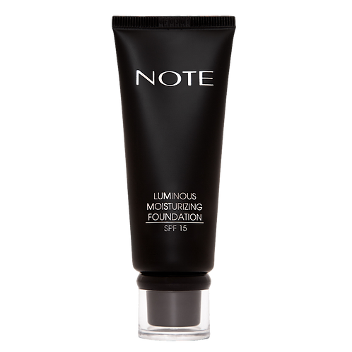 04 NOTE LUMINOUS MOISTURIZING FOUNDATION