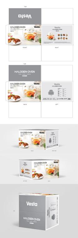 Halogen-Oven Packages