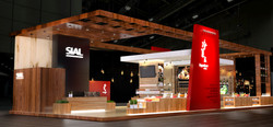 Food Trade Show Booth Design