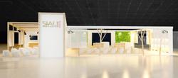 Tea Trade Show Booth Design