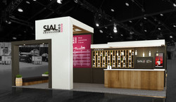 Wine Trade Show Booth Design