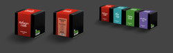 Tea Products Packaging Deign