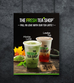 New Products Promotion Poster design