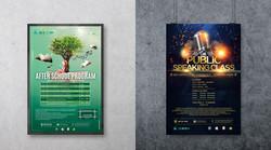 Promotion Poster Design
