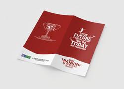 Folding Flyer Design Cover