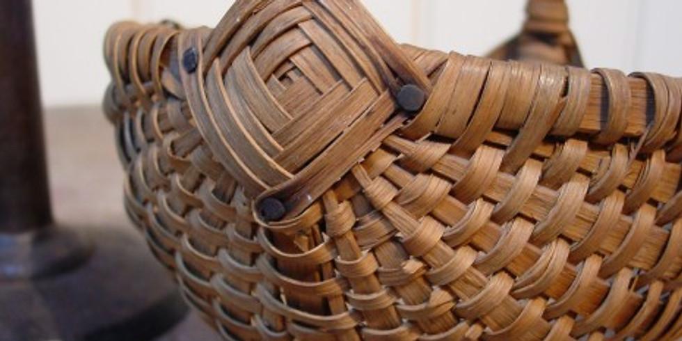 Beginner Basketry - Melon Basket Making with Kathy Dulaney