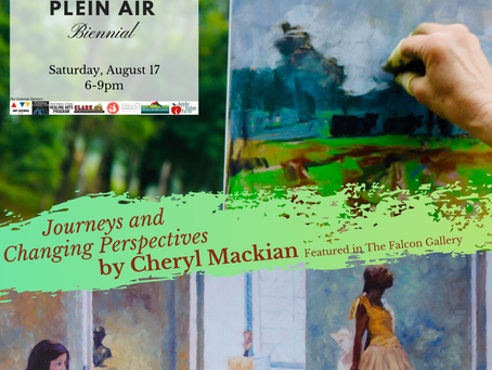 Opening Reception and Gala for 3 New Exhibits - including a 'Pop-up', One Night Only Show!