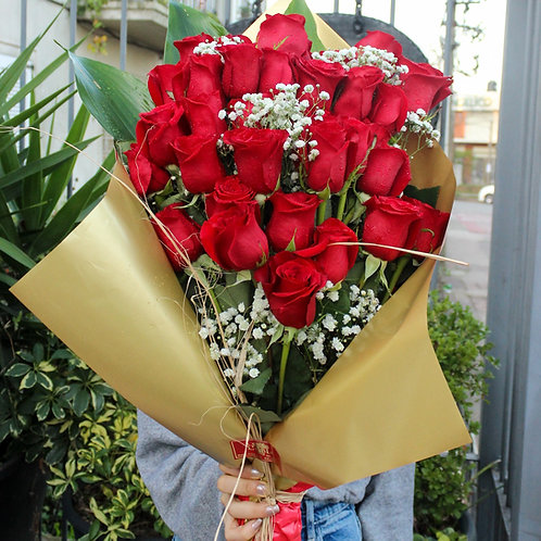 Ramo de 36 rosas